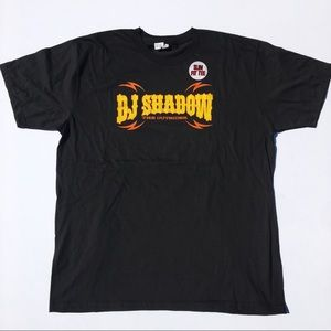 "DJ Shadow ""The Outsider"" Merch Tee"